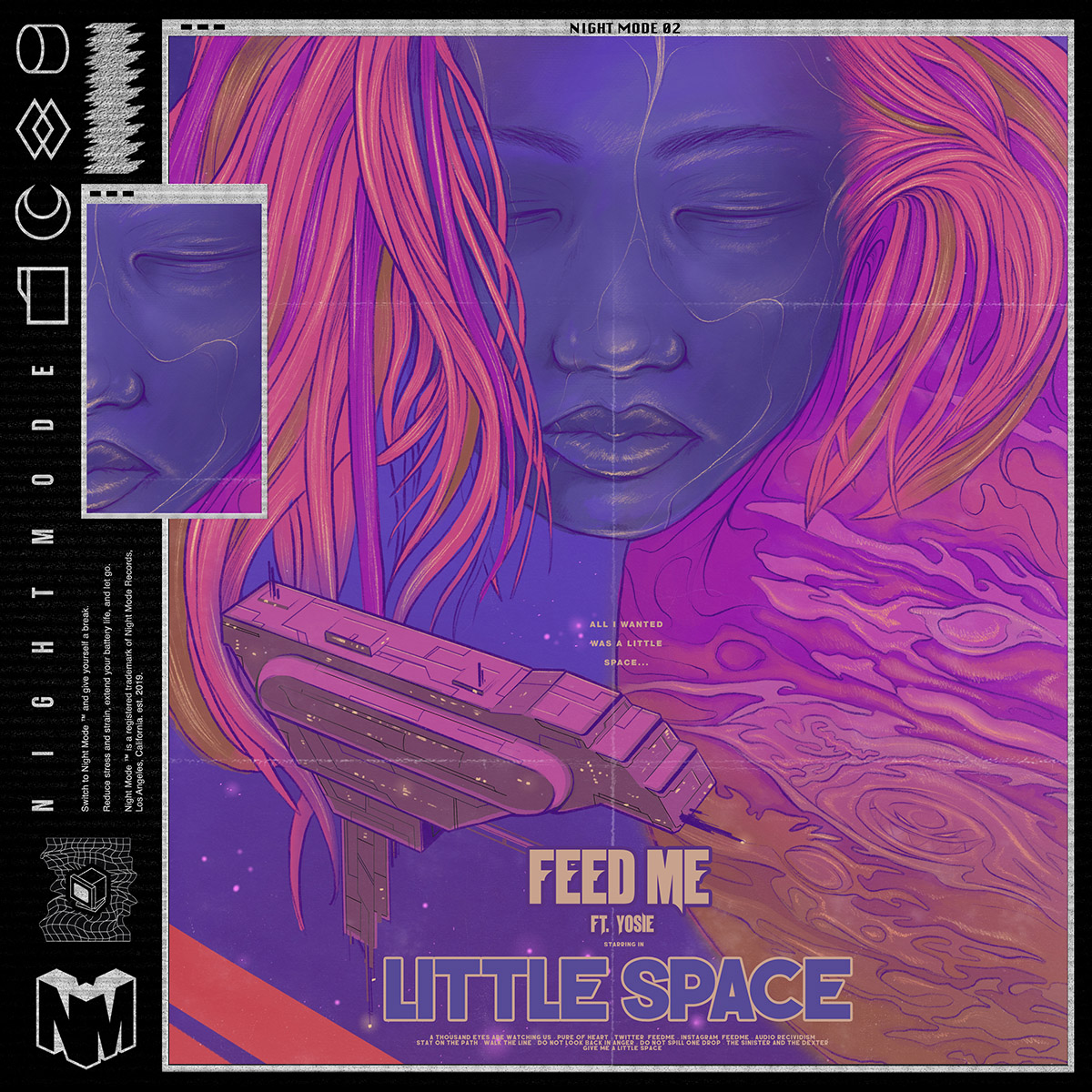 Feed Me - Little Space