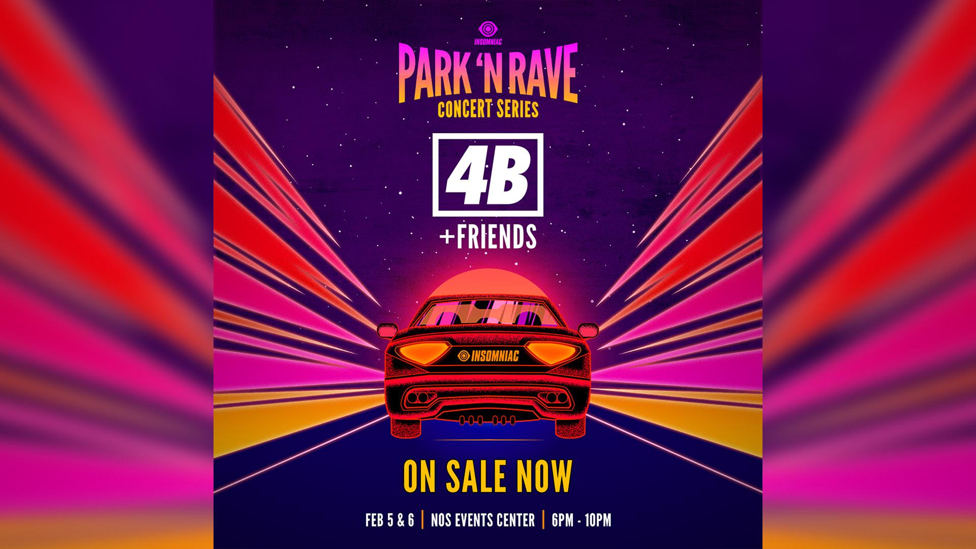 Park 'N Rave 4B