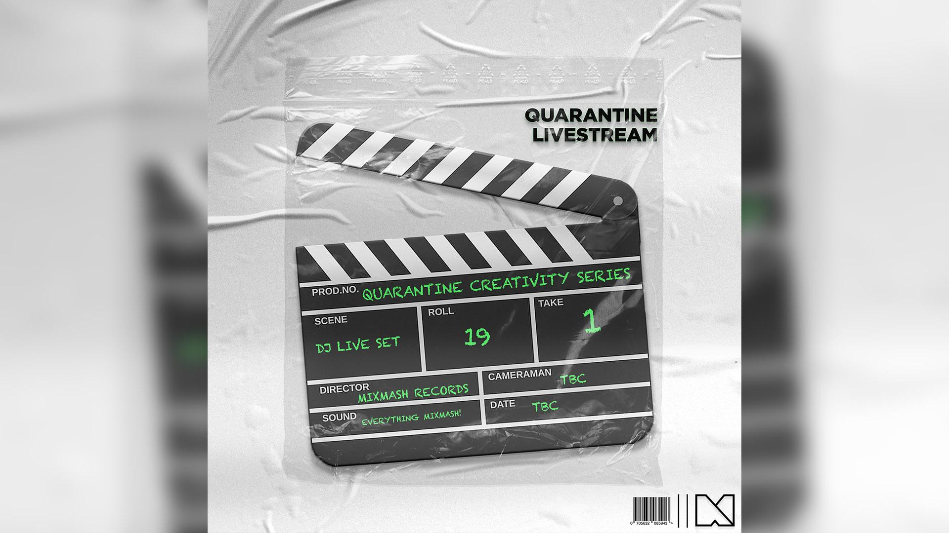 Quarantine Livestream