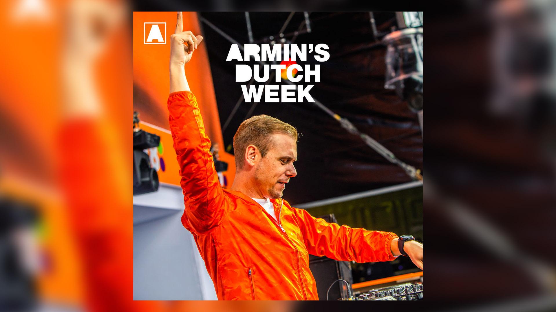 Armin's Dutch Week