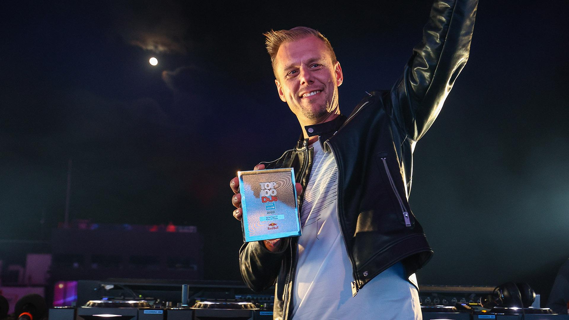 Armin van Buuren - 2020 DJ Mag Top 100