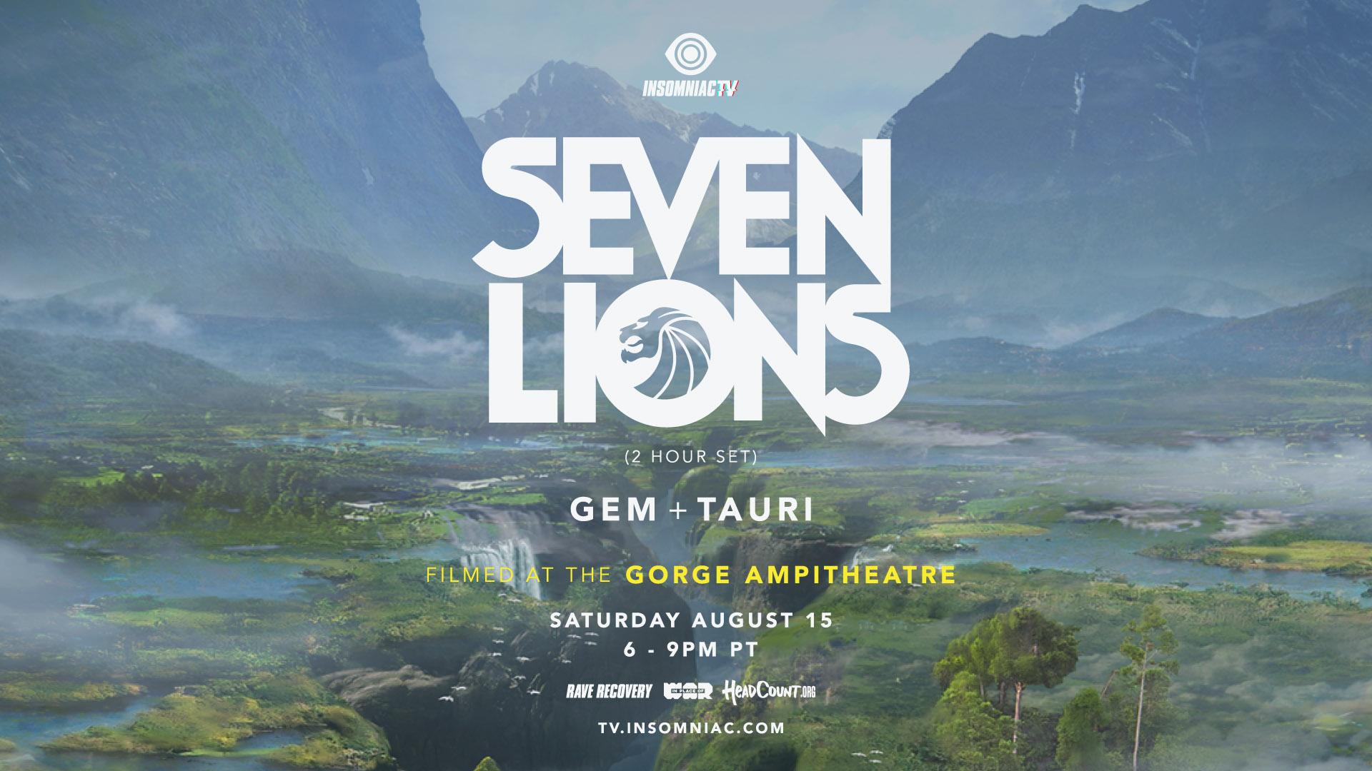 Seven Lions + Insomniac
