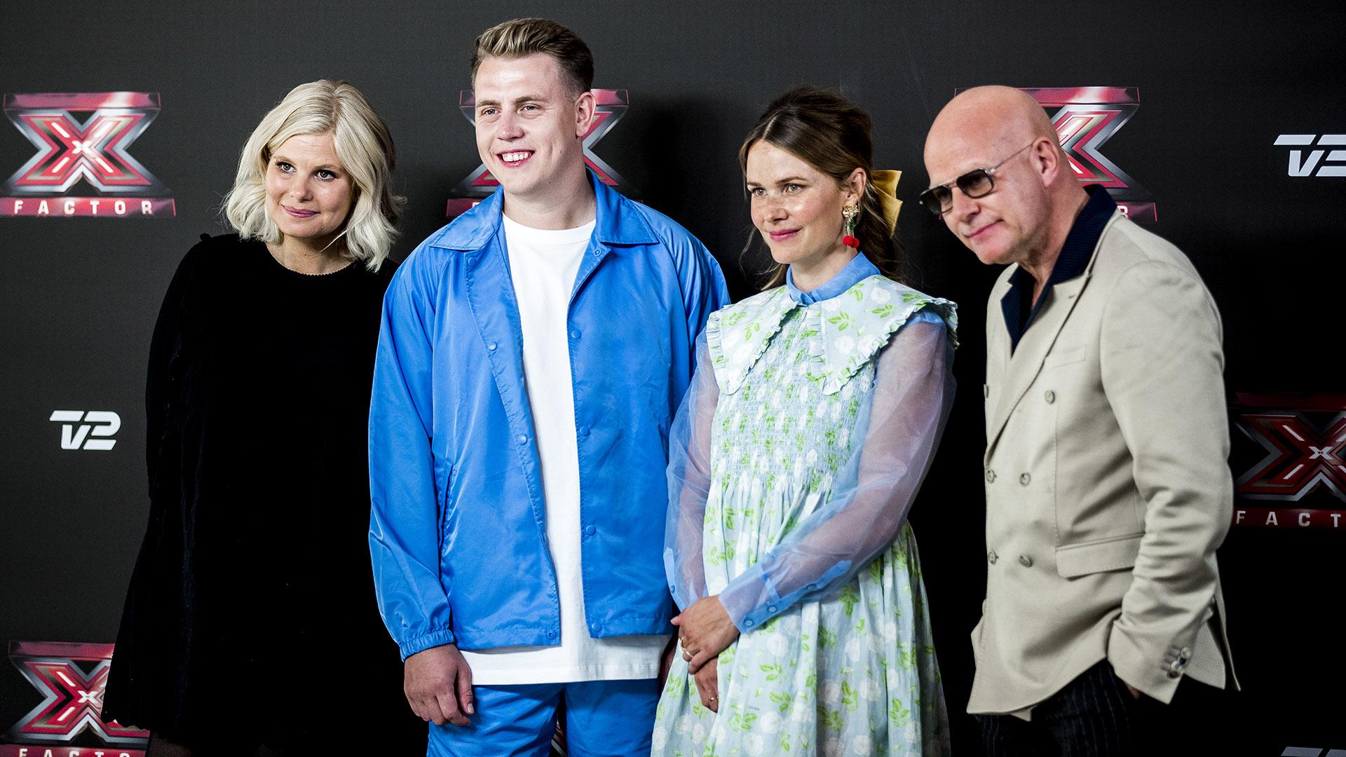 X Factor Martin Jensen